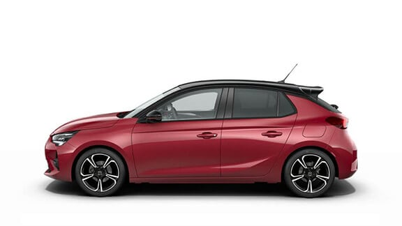 New Corsa 5-Door